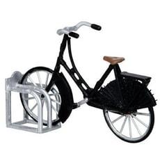 Lemax - Vintage Bicycle Set Of 2