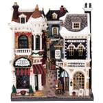 Lemax - Village Shops Facade