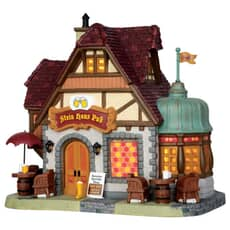 Lemax - Stein Haus Pub Battery Operated Led