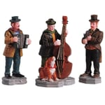 Lemax - Streetside Trio Set Of 3