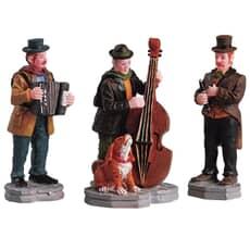 Lemax - Streetside Trio Set Of 3