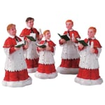 Lemax - The Choir - Set of 5