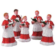 Lemax - The Choir Set Of 5