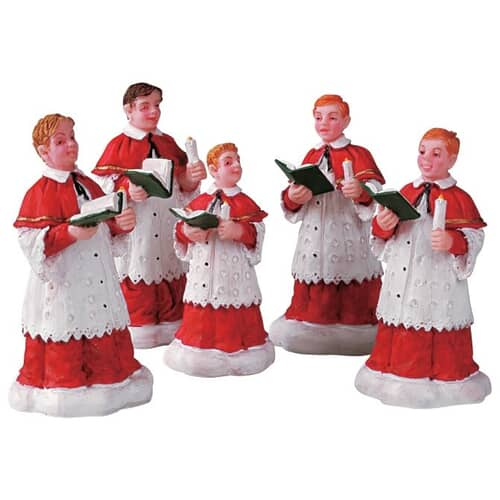 Lemax - The Choir Set Of 5
