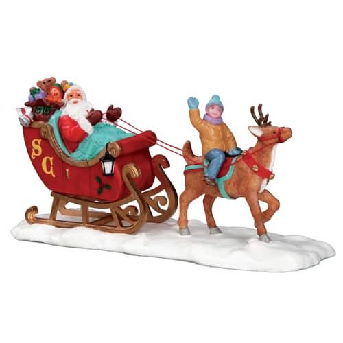 Lemax - Santas Sleigh