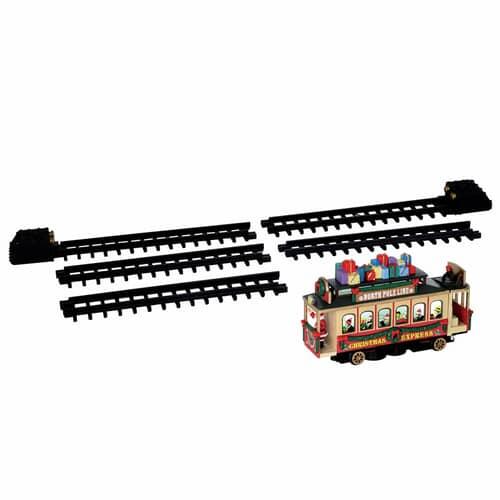Lemax - Santas Cable Car B/O (4.5V)