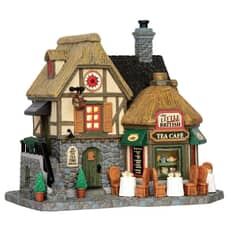 Lemax - The Little British Tea Cafe