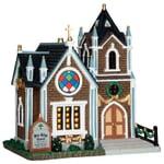 Lemax - Pine Ridge Church