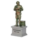 Lemax - Park Statue Shakespeare