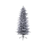 Kaemingk Everlands Frosted Grandis Slim Fir 210cm