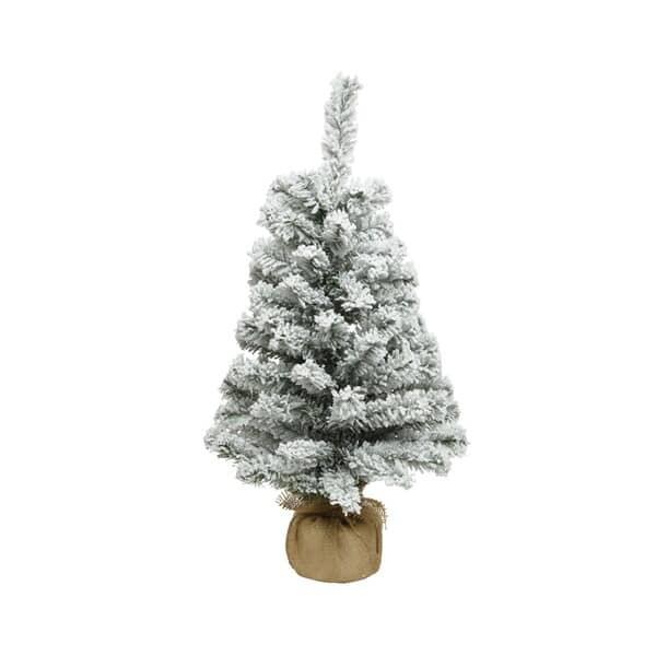 Kaemingk Everlands Imperial Indoor Mini Tree Snowy 60cm