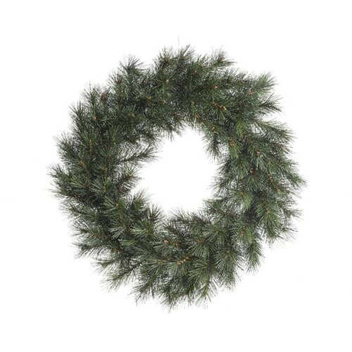 Kaemingk Everlands Frosted Malmo Wreath