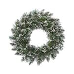 Kaemingk Frosted Finley Wreath