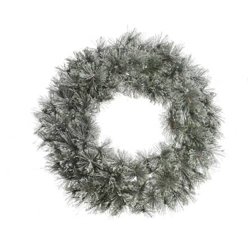 Kaemingk Everlands Frosted Cashmere Wreath