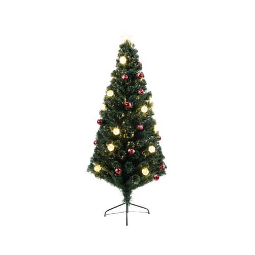 Kaemingk Everlands Londen Fibre Optic Tree 5 ft