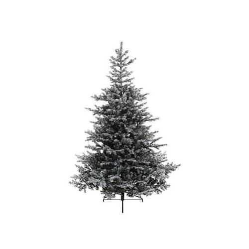 Kaemingk Everlands Snowy Grandis Fir Prelit 180cm
