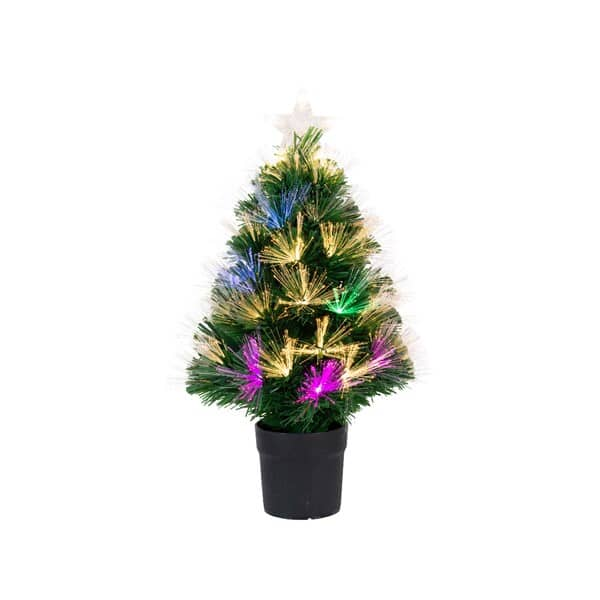 Kaemingk Everlands 2Ft  Alford Fibre Optic Tree