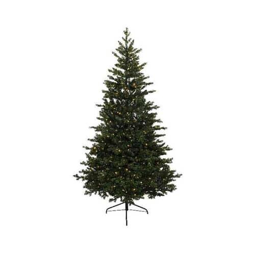 Kaemingk Everlands 2.1m Pre-Lit Allison Pine Tree 430 LED