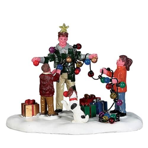 Lemax - Christmas Tree Dad