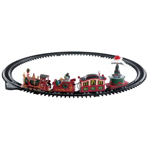 Lemax - North Pole Railway Battery Operated (4.5V)