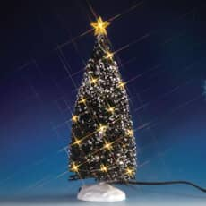 Lemax - Evergreen Tree With 24 Clear Light B/O (4.5V)