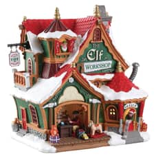 Lemax - The Elf Workshop Battery Operated (4.5V)