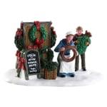 Lemax - Handmade Wreaths