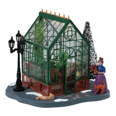 Lemax - Victorian Greenhouse Battery Operated (4.5V)