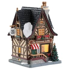 Lemax - The Christmas Cubby Battery Operated Led