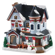Lemax - Christmas Residence (Aa) Battery Operated Led