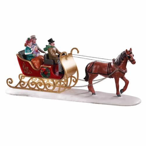 Lemax - Victorian Sleigh Ride
