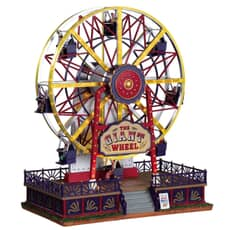 Lemax - The Giant Wheel With 4.5V Adaptor