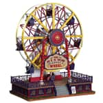 Lemax Lemax - The Giant Wheel With 4.5V Adaptor