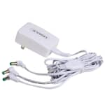Lemax Lemax - Power Adaptor 4.5V White 3-Output Changeable Plug: Uk
