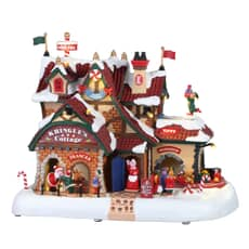 Lemax - Kringles Cottage With 4.5V Adaptor