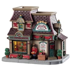 Lemax - The Nutcracker Nut Shoppe Battery Operated Led