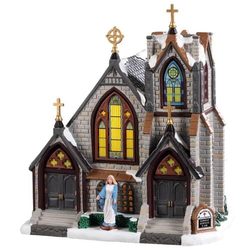 Lemax - St. Matthews Church