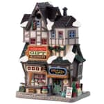 Lemax Lemax - Willow Square Gift Merchant