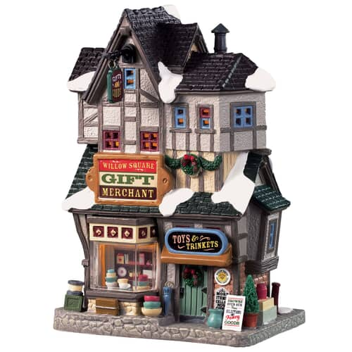 Lemax - Willow Square Gift Merchant